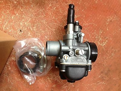 CARB replacement moped/pocket fit carburetor PHBG21mm WIRE MODEL Copy Dellorto