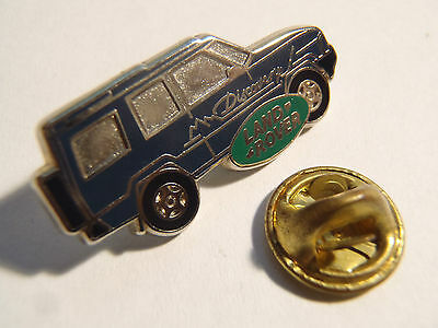 Pin's Land Rover Discovery Sofrec Paris