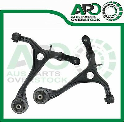 Sedan Front Lower Control Arms Pair LH+RH New for Honda Accord CM Euro CL 02-08