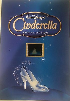 Cinderella Collectible Senitype Film Cell