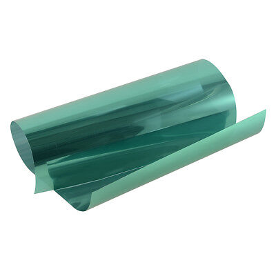Plating Green Auto Side Window Solar Film Tint 0.5Mx3M UV Explosion-proof Film