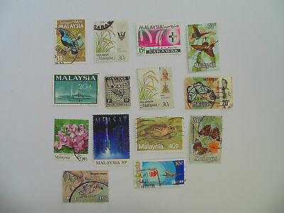 L298 - Collection Of Malaysia Stamps