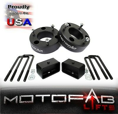 """3"""" Front and 2"""" Rear Leveling lift kit for 2007-2018 Chevy Silverado Sierra GMC"""