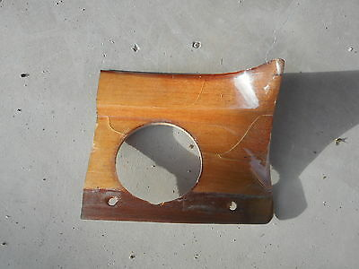 Mercedes Benz W108 Wooden Dash OEM Right Side wood dashboard trim interior W109