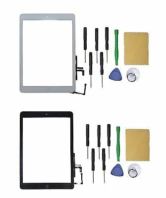 Touch Screen Glass Digitizer Replacement for The New iPad Air 1st Generation