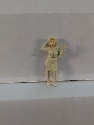 Arttista Another Painted Lady - #1454 - O Scale On30 On3 Figures People - New