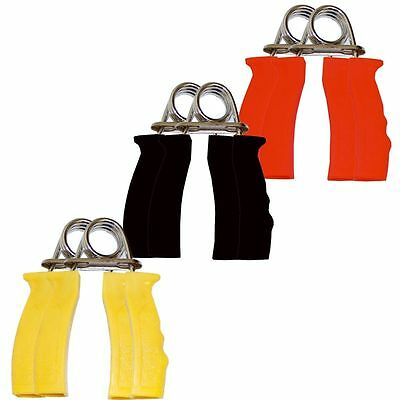 1Pair Hand Grip Grippers Forearm Wrist Muscle Training Strength Exerciser Grips