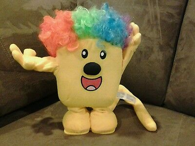 Fisher Price Rare Wubbzy Doll Sings Dances Disco Works Great