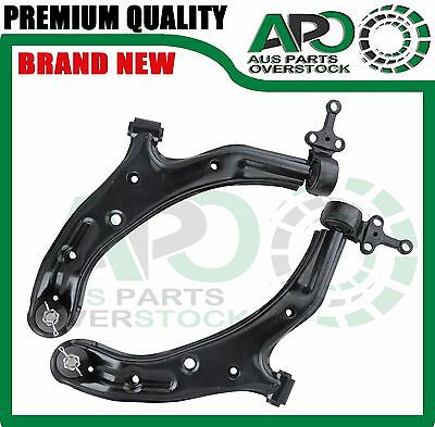 NISSAN Pulsar N16 00-06 Front Lower Left & Right Control Arm & Ball Joint Pair