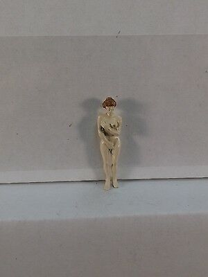 Arttista Modest Nude Female #1313 - O Scale On30 On3 Figures People - New