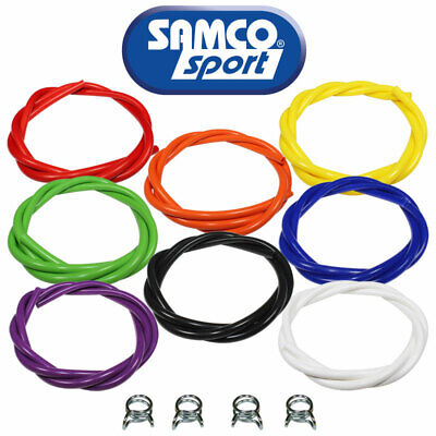 Silicone Vacuum Hose Pipe Samco Sport Tubing | Water | Air | Carb | Overflow