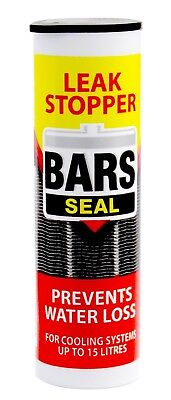 Bars Seal - 50g Cooling System Leaks Stopper Radiator Additives Water Pump