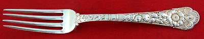 EARLY Gorham CLUNY Sterling Silver DINNER FORKS, Mono