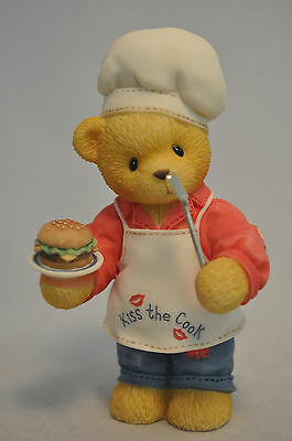 Cherished Teddies - Dennis - 510963 - You Put The Spice In My Life - Hamburger