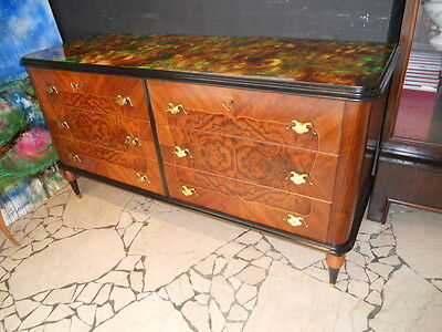 Italian Original Vintage Chest Of Drawers Design From 1950