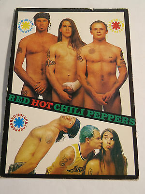 Carte Postale Red Hot Chilli Peppers