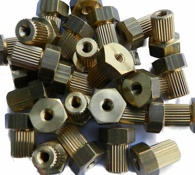 Model Boat Coupling Inserts Various Sizes for RC Boats Motors / Shafts