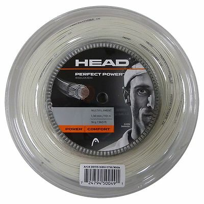 Head Perfect Power 110m Squash Reel - White
