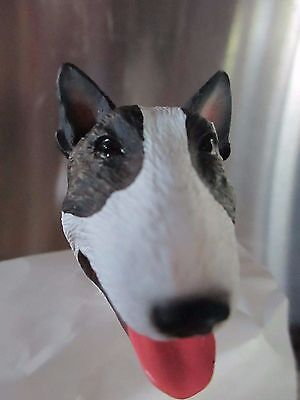 Bull Terrier Brindle  Interchangeable Head See  Breeds,bodies @ Ebay Store