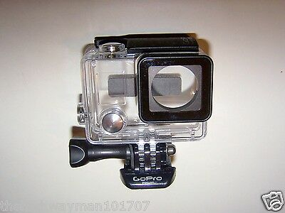 A Genuine Waterproof Housing standard Case oem Gopro HD Hero 4, 3+, 3