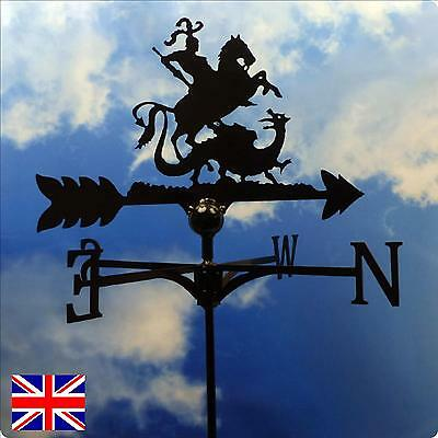 High Quality British Made St.George & the Dragon Weathervane.(61)