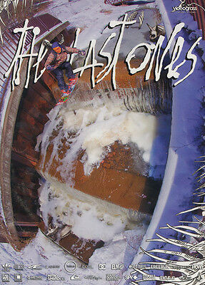 The Last Ones - Snowboarding Dvd