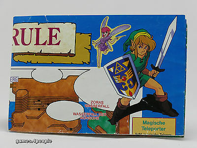 The Legend of Zelda A Link to The Past ** Karte ** für Super Nintendo / SNES