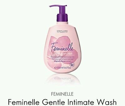 Oriflame Feminelle Gentle Intimate Wash, 300ml New