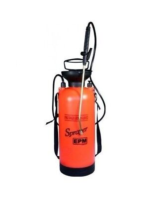 Professional Manual Pressure Sprayer 5 Liters with Brass Lance Spray Weed Killer