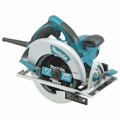 Makita 5007MG 120V 7-1/4 In Magnesium Circular Saw 5/8-In Arbor WITH CASE