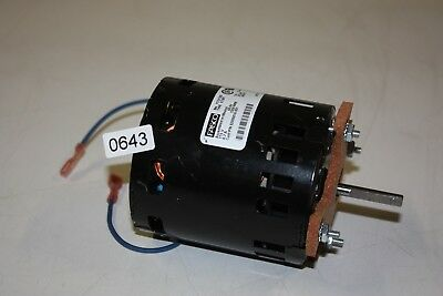 NEW Honeywell HE365 HE360 115v Electric Fan Motor - 1500 RPM .015 HP 0.7A U73B1