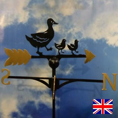 High Quality British Made Duck Family Weathervane.(9G)