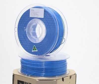 Aurarum 3D printer PLA filament SKY BLUE 1.75mm MADE in AUSTRALIA