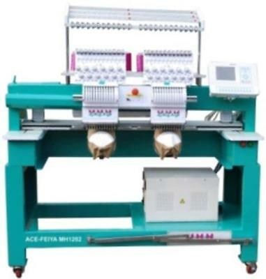 Brand New Two Head Industrial Embroidery Machine NOW MADE IN ENGLAND