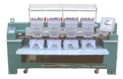 Brand New Four Head Industrial Embroidery Machine NOW MADE IN ENGLAND