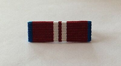 Diamond Jubilee Medal Ribbon Bar, Sew on or Pin Attachment option, Jacket
