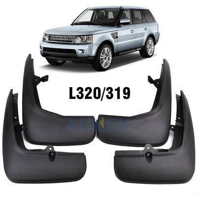 Fit For Range Rover Sport L320 05-13 Mudflaps Mud Flap Splash Guard Mudguards