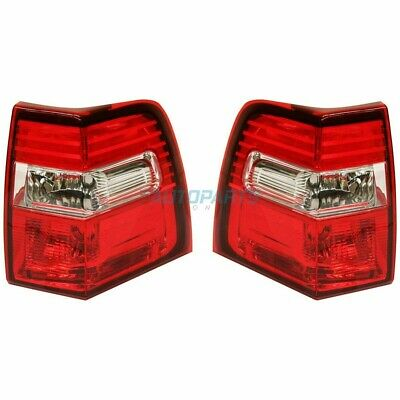 Tail Lamp Lens and Housing Passenger Side Fits Ford Expedition 07-2014 FO2801201