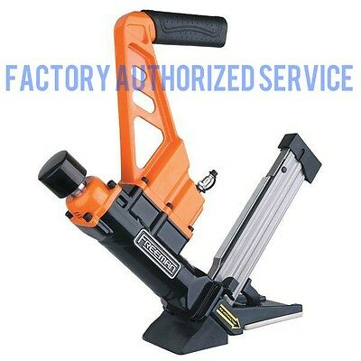Freeman PDX50C 3in1 Flooring Nailer Shoots Staples + T and L Cleats!!!!!