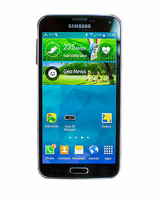 Samsung Galaxy S5 G900A 16GB Black   Unlocked T-mobile AT&T GSM