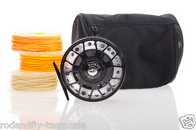 Fly Fishing Reel Discovery Cassette Fly Reel  LA 5/7
