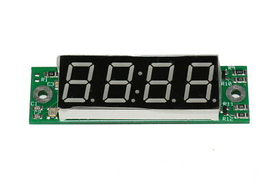 4 Digit 7 Segment Serial UART Clock Timer Display RED Arduino Colon