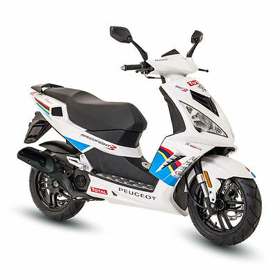 Peugeot Speedfight 3 125 Team Sport BRAND NEW LEARNER LEGAL SCOOTER MOPED