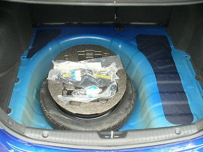 GENUINE OEM HYUNDAI OFFICIAL 2016 Veloster TURBO SPARE TIRE KIT 2VF40-AC960
