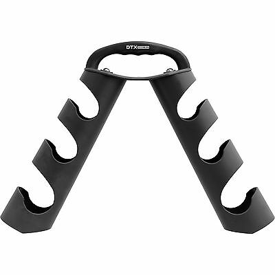 DTX Fitness Dumbbell Weight Storage Stand Holder/Rack for Gym Dumbells/Dumbbells