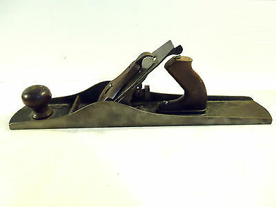"Vintage WINCHESTER #3030 Fore Wood Plane, 18"", Corrugated, Used."