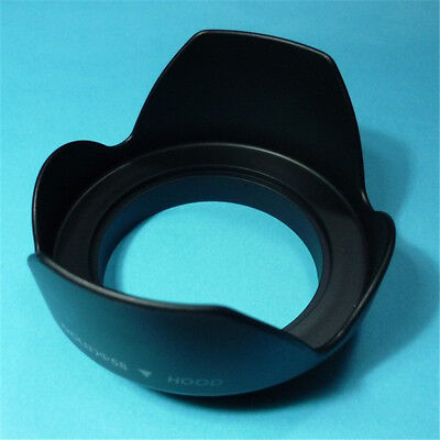 58mm Flower Shape Lens Hood For Canon EOS 1100D 650D 550D 600D 500D 450D 18-55mm