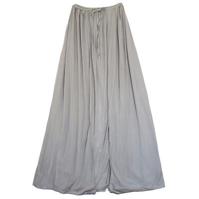 """39"""" Gray Cape ~ HALLOWEEN SUPERHERO, MEDIEVAL, GOTHIC, COSPLAY COSTUME PARTY"""