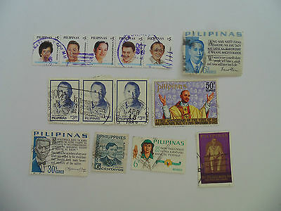 L384 - Collection Of Philippines Stamps