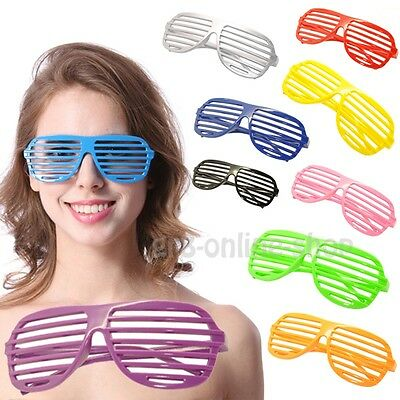 2017 Hot Sunglasses Shutter Stronger Shades Glasses Retro Club Party Rave Hip